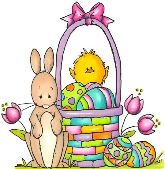 Easter basket clipart jpg royalty free stock Easter basket | clipart holiday | Pinterest | Summer, Clip art and ... jpg royalty free stock