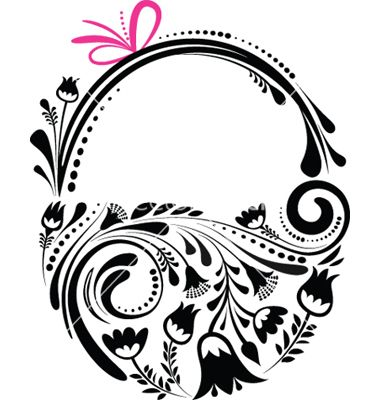 Easter basket silhouette clipart vector black and white library Top 25 ideas about silhouettes easter on Pinterest | Clip art ... vector black and white library