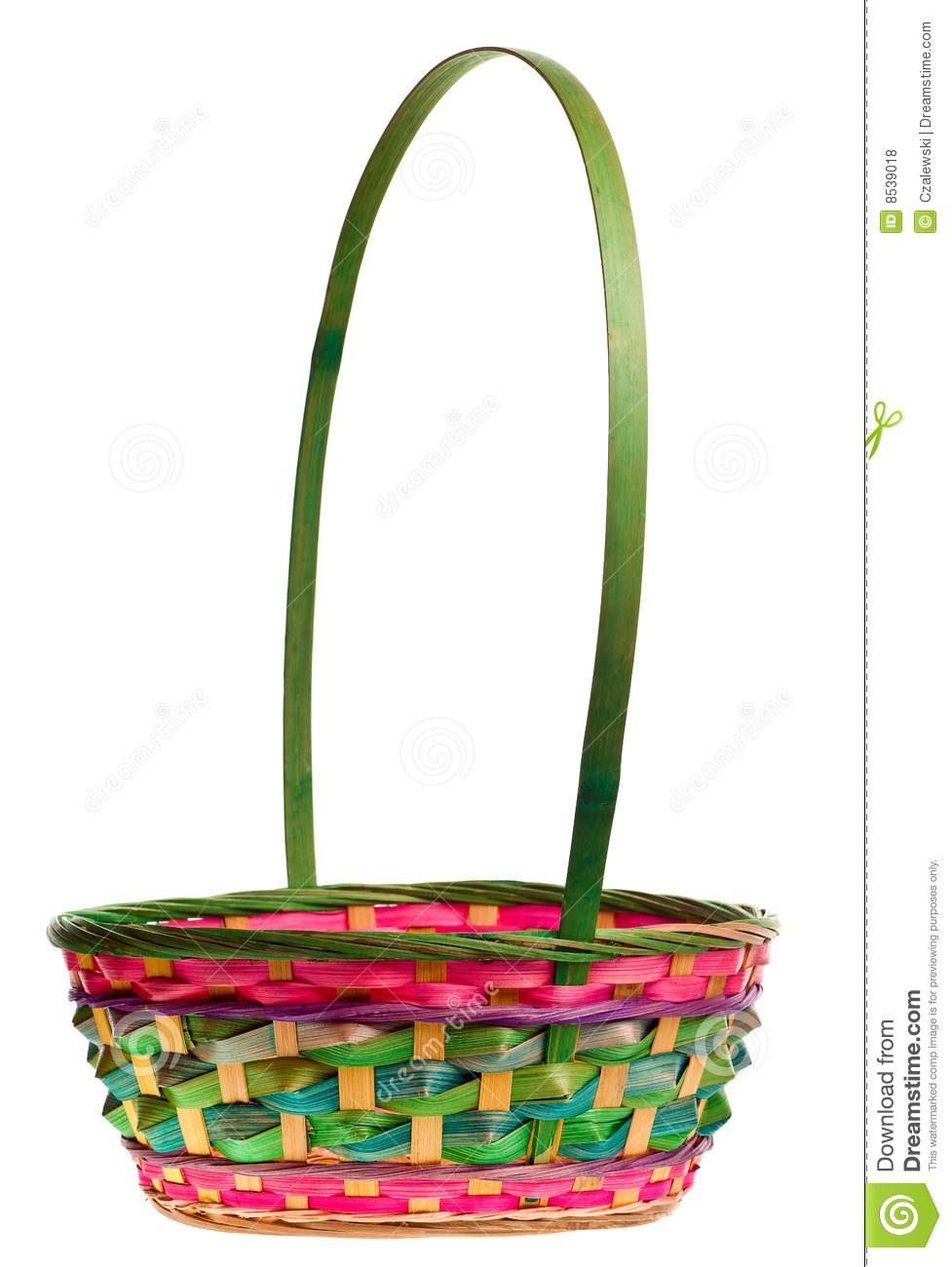 Easter basket straw clipart banner freeuse stock Collection Empty Easter Baskets Pictures - Weddings Center banner freeuse stock