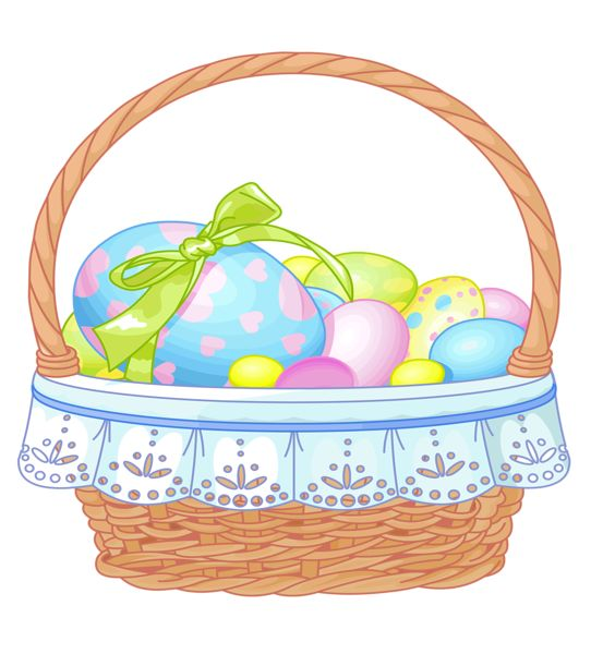 Easter basket straw clipart png free download Easter basket straw clipart - ClipartFest png free download