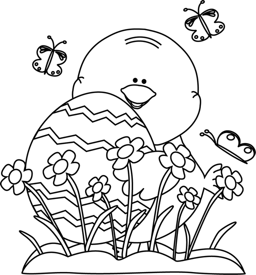 Spring clipart black and white free clip art transparent Easter black and white images clipart images gallery for free ... clip art transparent