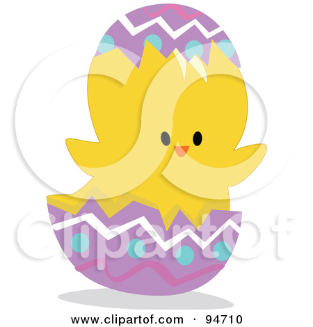 Easter bunny clipart with cracked egg picture library Clipart Cute White Easter Bunny With A Blue Bow And Basket Of Eggs ... picture library