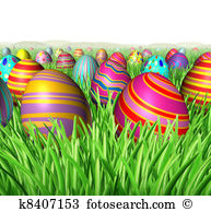 Easter bunny hunt clipart clipart royalty free Easter egg hunt Clip Art and Stock Illustrations. 1,228 easter egg ... clipart royalty free