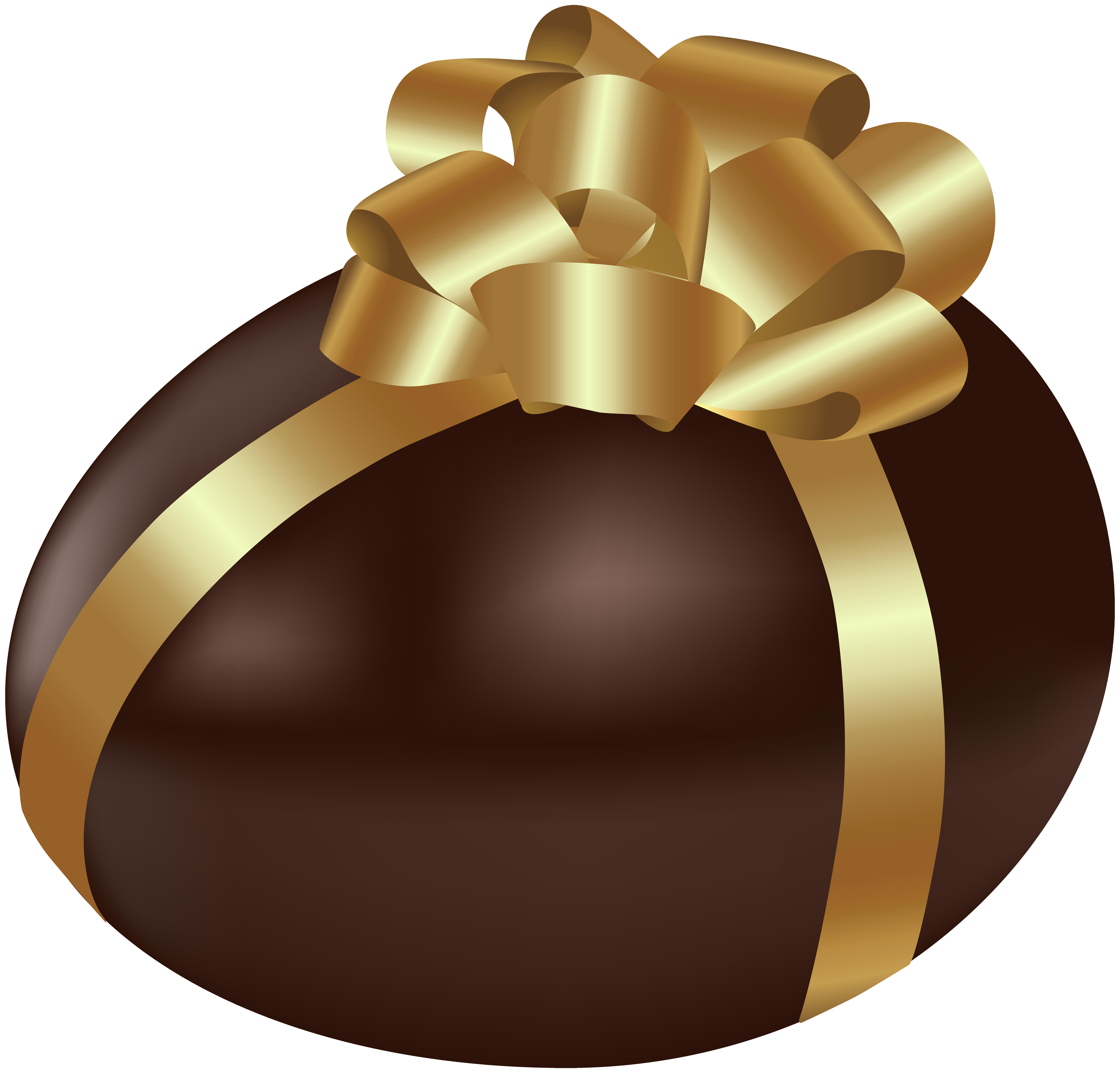 Easter chocolate clipart image Easter Chocolate Egg Transparent PNG Clip Art | Gallery ... image