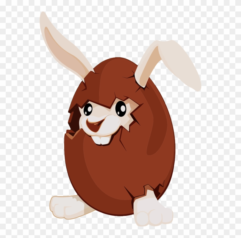 Easter chocolate clipart vector royalty free Easter Bunny Chocolate Bunny Easter Egg - Bunny Easter Eggs ... vector royalty free