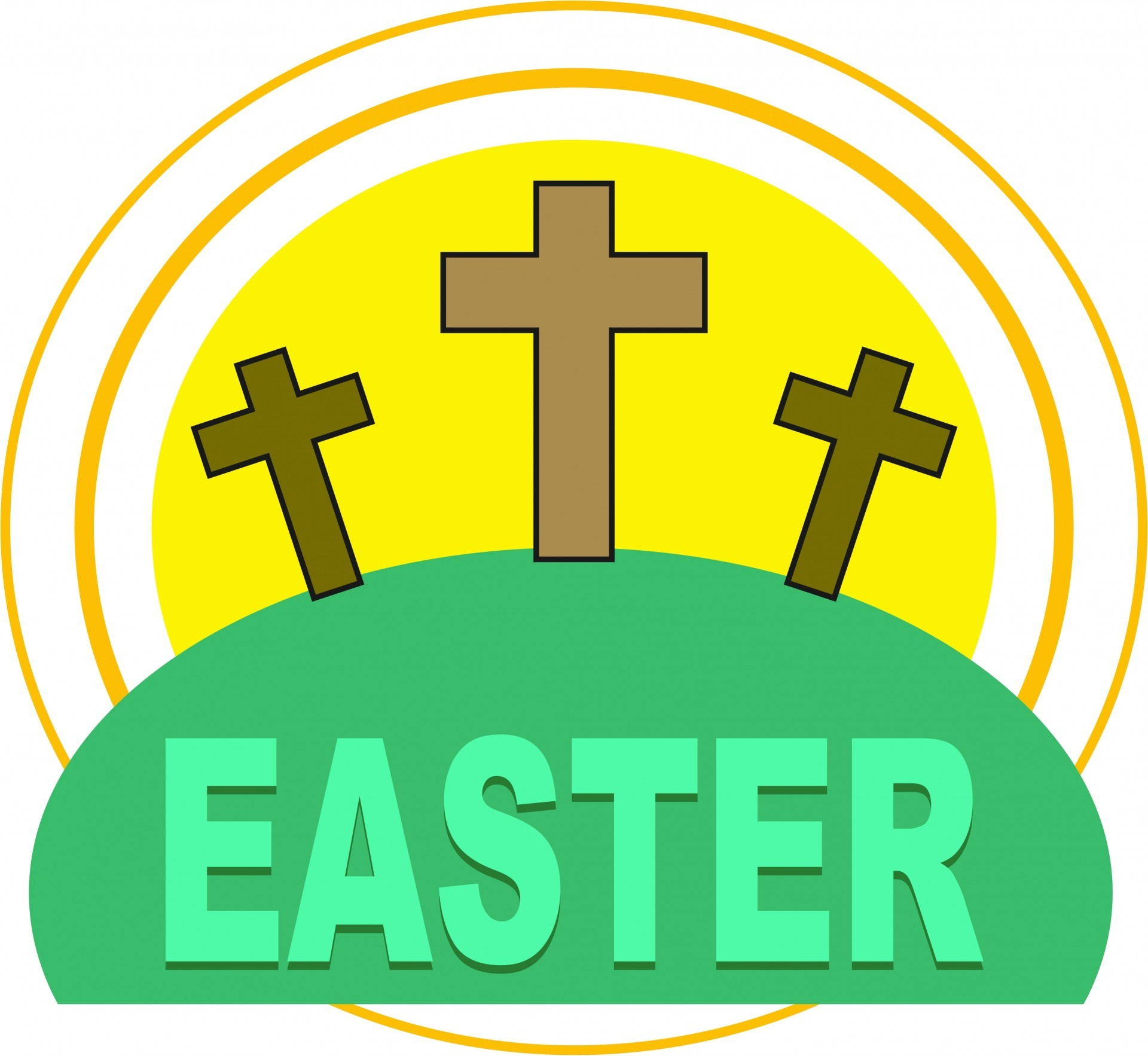Easter clipart church banner royalty free library Free Church Clipart easter, Download Free Clip Art on Owips.com banner royalty free library