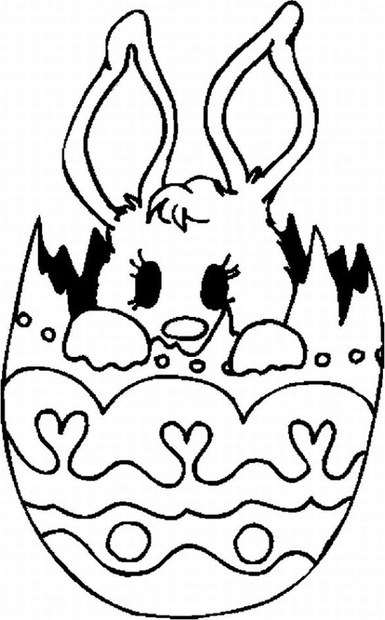 Easter clipart coloring pages graphic library library Free Easter Bunny Pictures Free, Download Free Clip Art, Free Clip ... graphic library library