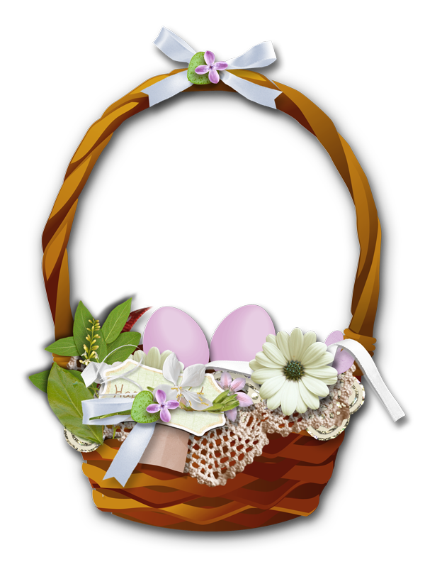 Flower baskets clipart free library Easter_Flower_Basket_Clipart.png?m=1362178800 free library