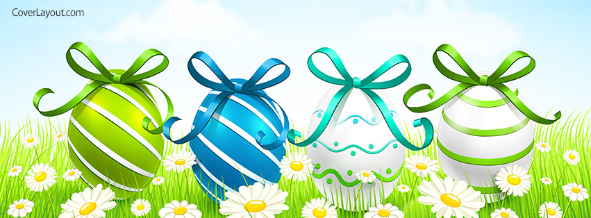 Easter clipart for facebook graphic freeuse download 17 Best images about Facebook Covers~ Hoppy Easter on Pinterest ... graphic freeuse download