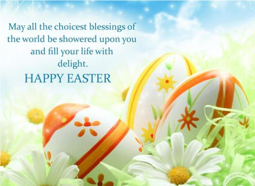 Easter clipart for facebook banner black and white stock Happy Easter Quotes & Sayings with Images for Facebook & Instagram ... banner black and white stock