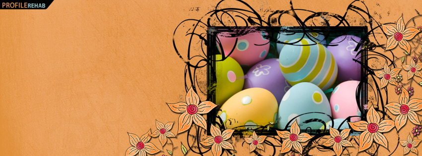 Easter clipart for facebook jpg library download 17 Best images about Facebook Covers~ Hoppy Easter on Pinterest ... jpg library download