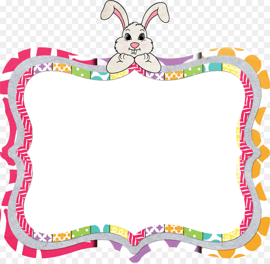 Easter clipart frames png royalty free stock Easter Clipart clipart - Number, Product, Pink, transparent clip art png royalty free stock
