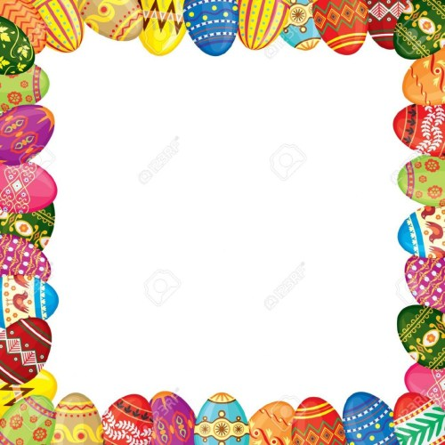 Easter clipart free borders graphic black and white Border clipart easter free – Clipart Collection | Easter .. graphic black and white
