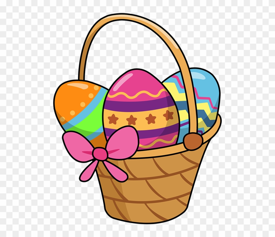 Easter clipart png svg download Cute Easter Basket - Easter Clipart - Png Download (#8382) - PinClipart svg download