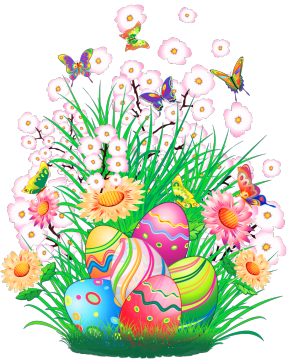 Easter clipart tall flower png jpg royalty free library Easter Clipart Tall Flower Png - Cliparts Zone jpg royalty free library