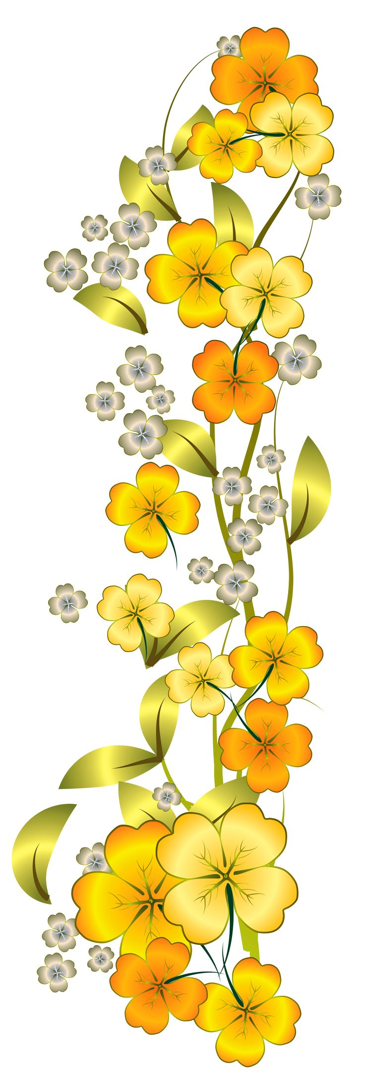 Easter clipart tall flower png clip freeuse 884 best ideas about Printables!!...•´¯`•.¸¸.εïз on Pinterest ... clip freeuse