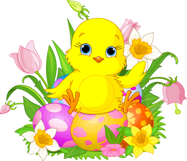 Clipart cross easter banner royalty free download Free Easter Clipart - Clipart Kid banner royalty free download