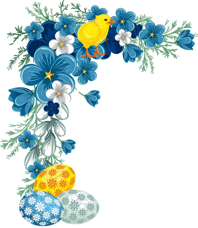 Easter corner clipart svg download 1000+ images about Easter Prints on Pinterest | Postcards, Clip ... svg download