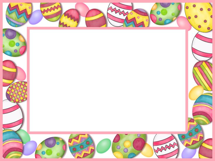 Easter corner clipart picture black and white library Collection Easter Borders Free Pictures - Best easter gift ever picture black and white library