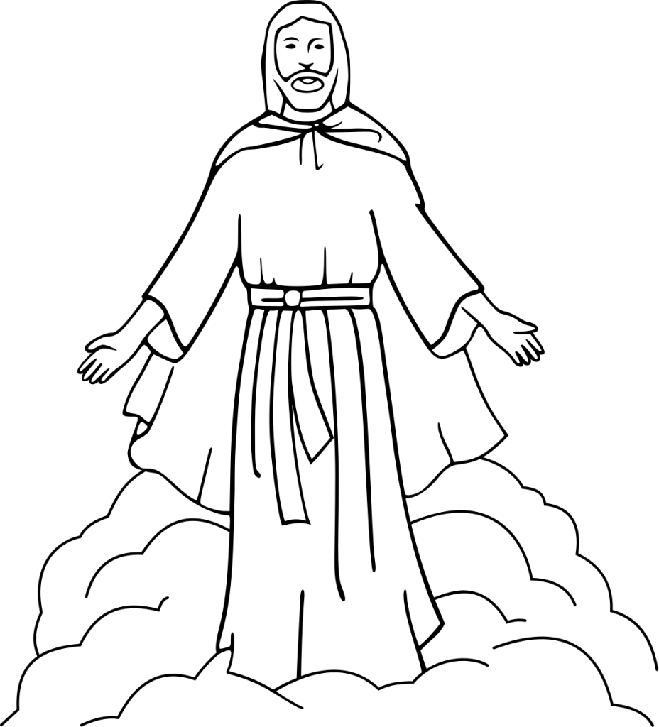 Easter cross clipart black and white banner black and white download Free Black Jesus Cliparts, Download Free Clip Art, Free Clip Art on ... banner black and white download