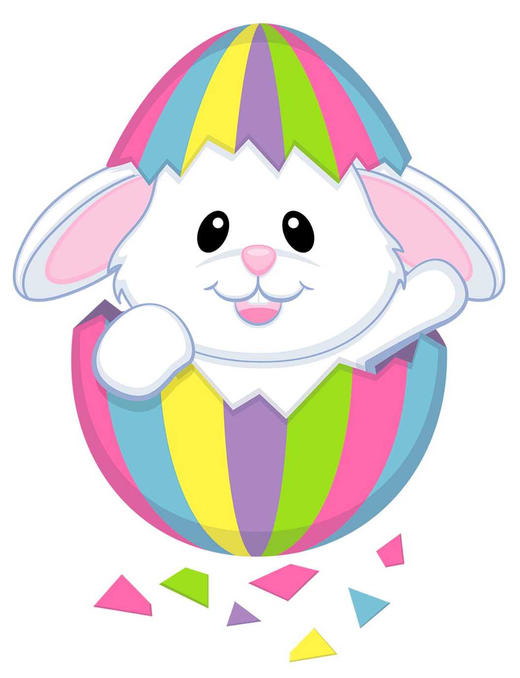 Easter cross free clipart. Top images of eggs