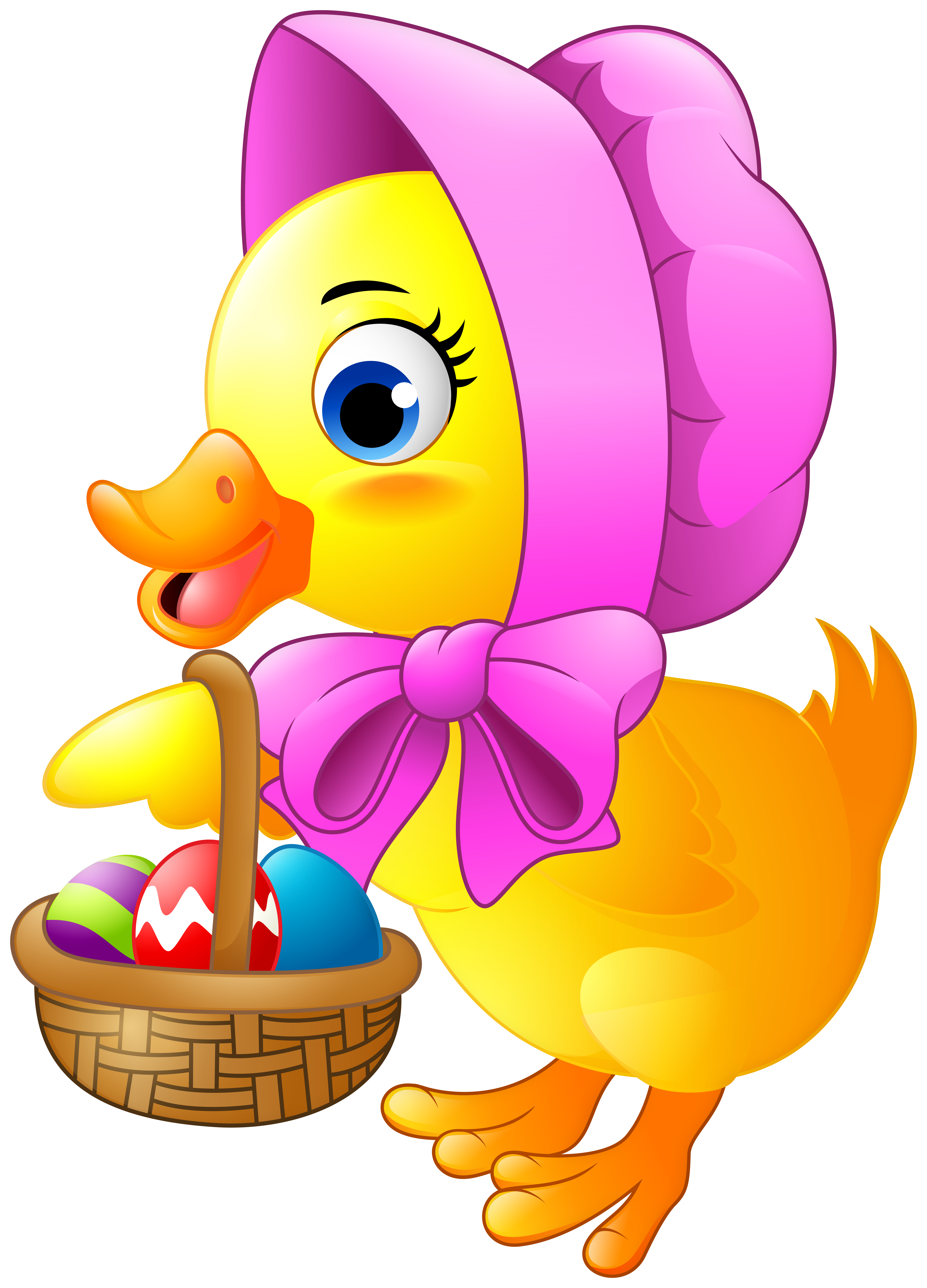 Easter duck clipart vector download Easter Duck Clipart Image | Gallery Yopriceville - High-Quality ... vector download