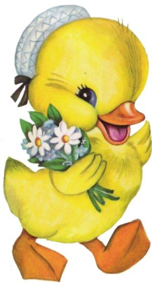 Easter duck clipart vector freeuse stock EASTER DUCK CLIP ART | CLIP ART - EASTER - CLIPART | Easter art ... vector freeuse stock