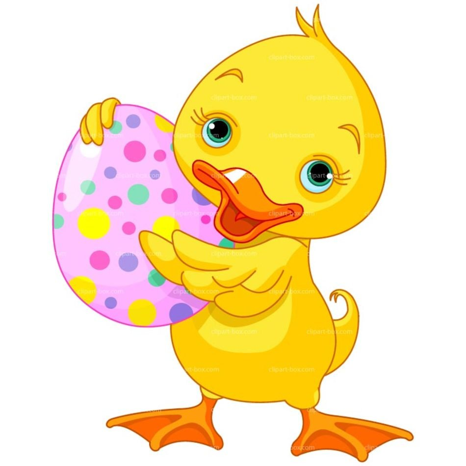 Easter duck clipart freeuse download Easter Duck Clip Art free image freeuse download