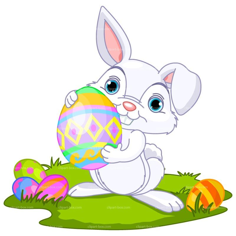 Easter egg and bunny clipart graphic library Pictures Of Easter Bunnies | Free download best Pictures Of Easter ... graphic library