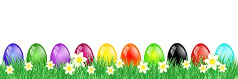 Easter egg banner clipart clipart freeuse stock Easter clip art banner - 15 clip arts for free download on EEN clipart freeuse stock