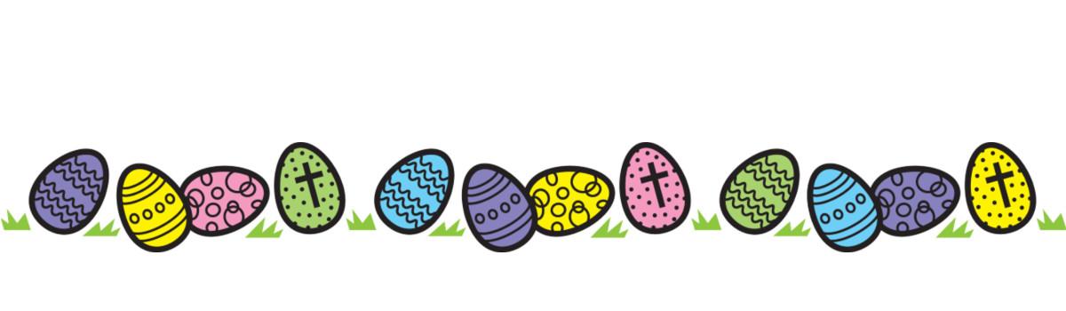 Easter egg banner clipart royalty free download Free Easter Banner Cliparts, Download Free Clip Art, Free Clip Art ... royalty free download
