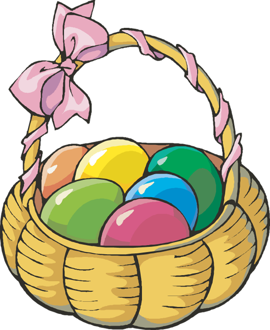 Easter basket clipart with a cross in it svg stock Web Design & Development | Pinterest | Easter baskets, Easter and ... svg stock