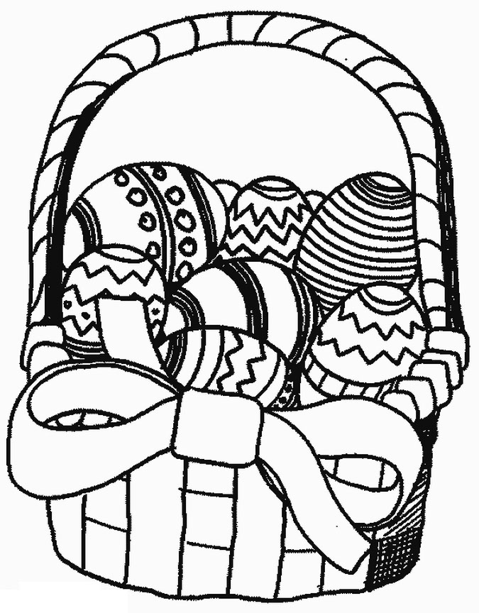 Easter Coloring Pages Free Easter Archives - coloring page png transparent