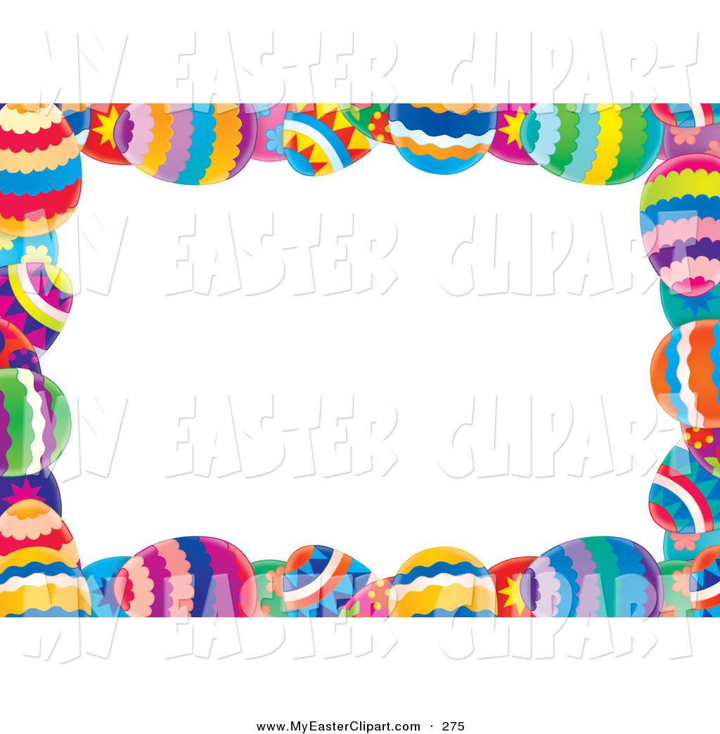 Easter egg border clip art vector transparent download Easter Egg Border Clip Art – Clipart Free Download vector transparent download