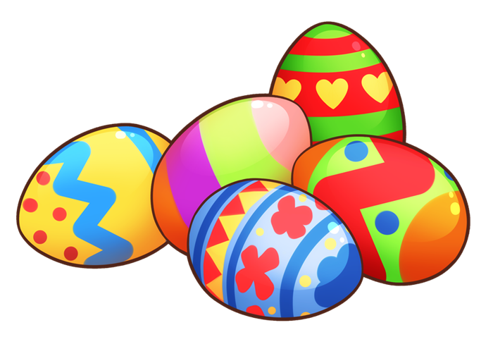 Easter egg corner clipart clipart library stock Easter Eggs Images | Easter Bunny & Eggs | Pinterest | Easter, Happy ... clipart library stock