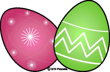 Easter egg border clipart black and white download Easter Egg Border Clipart | Clipart Panda - Free Clipart Images black and white download