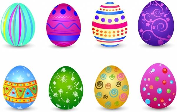 Easter egg border clipart image freeuse download Easter eggs vector free vector download (808 Free vector) for ... image freeuse download