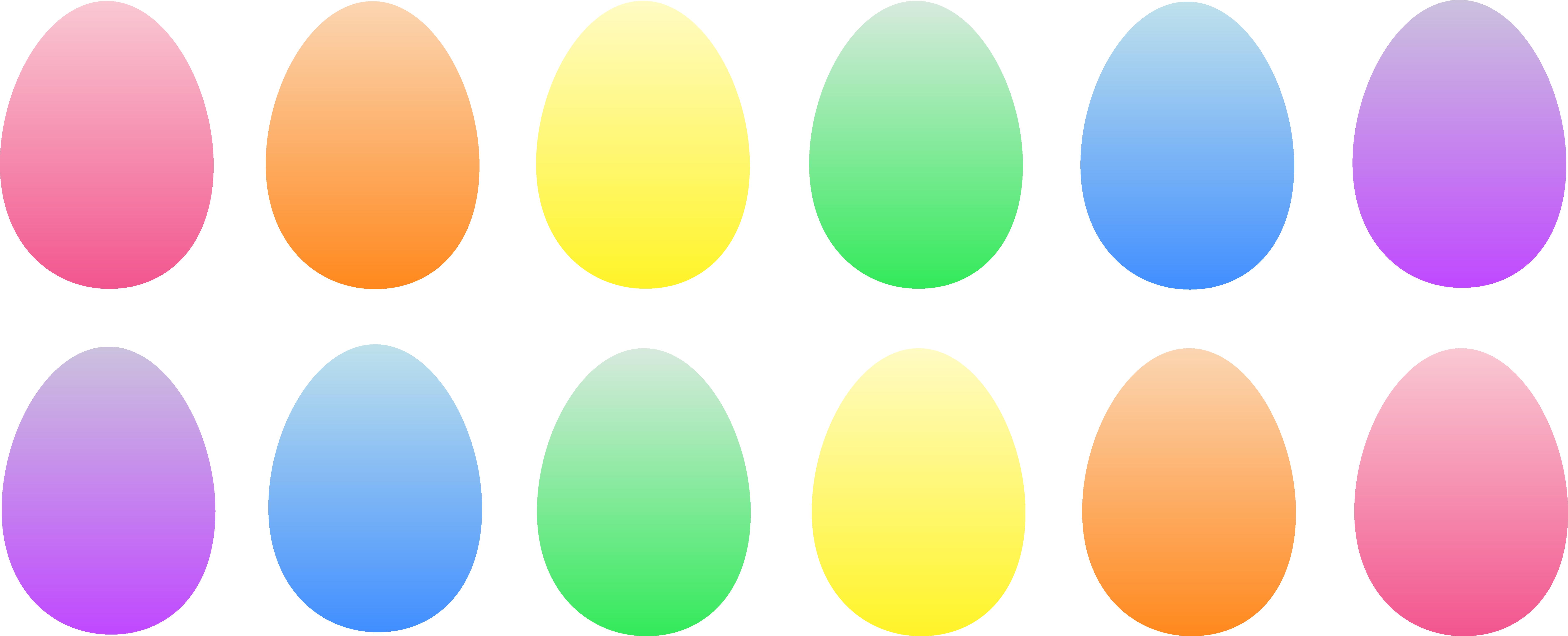 Easter egg border clipart clip black and white Easter egg border clipart free images 4 | Easter & Spring Seasons ... clip black and white