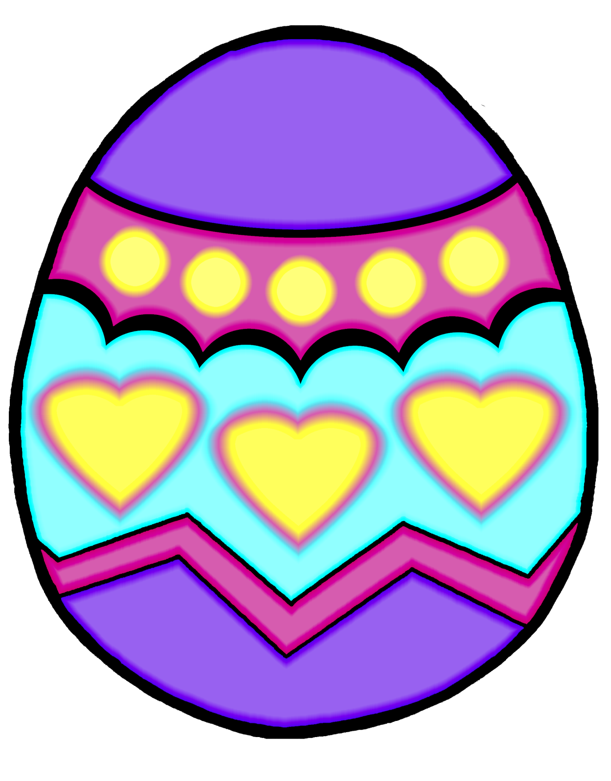Easter egg clip art border svg library download Easter Pictures Clipart at GetDrawings.com | Free for personal use ... svg library download