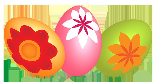 Easter egg clip art border clip art freeuse library Funny and Cute Easter Clip Art clip art freeuse library