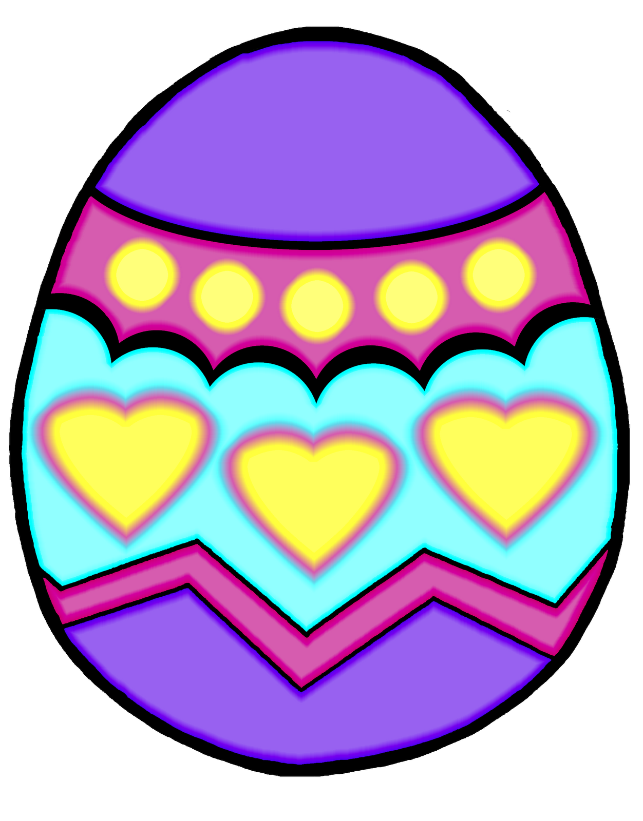Easter egg clipart clipart freeuse download Easter Egg Clipart | Clipart Panda - Free Clipart Images clipart freeuse download