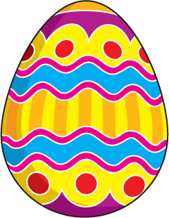 Easter egg clip art images png free stock Easter Egg Clipart | Clipart Panda - Free Clipart Images png free stock