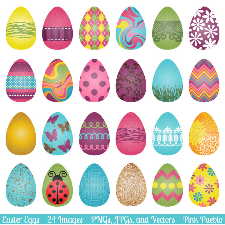 Easter egg clip art images picture free download Easter Eggs Clipart & Easter Eggs Clip Art Images - ClipartALL.com picture free download