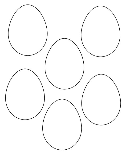 easter egg printable coloring pages plain easter egg coloring ... png transparent download