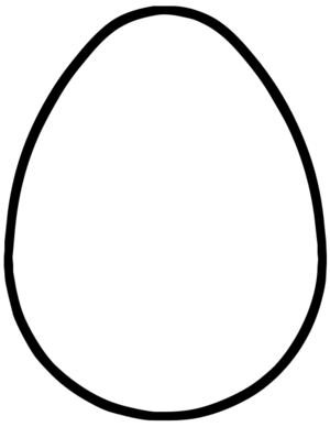 Egg Blank - ClipArt Best clipart transparent stock