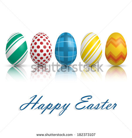 Easter egg corner clipart clipart free stock Colorful Easter Egg Border Clip Art | Download Free Vector Art ... clipart free stock