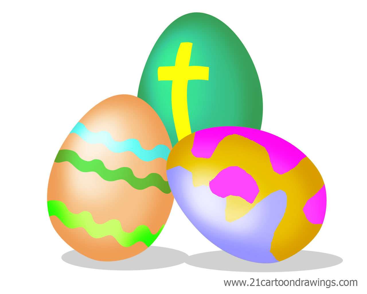 Easter egg cross clipart jpg transparent stock Easter egg cross clipart - ClipartFest jpg transparent stock
