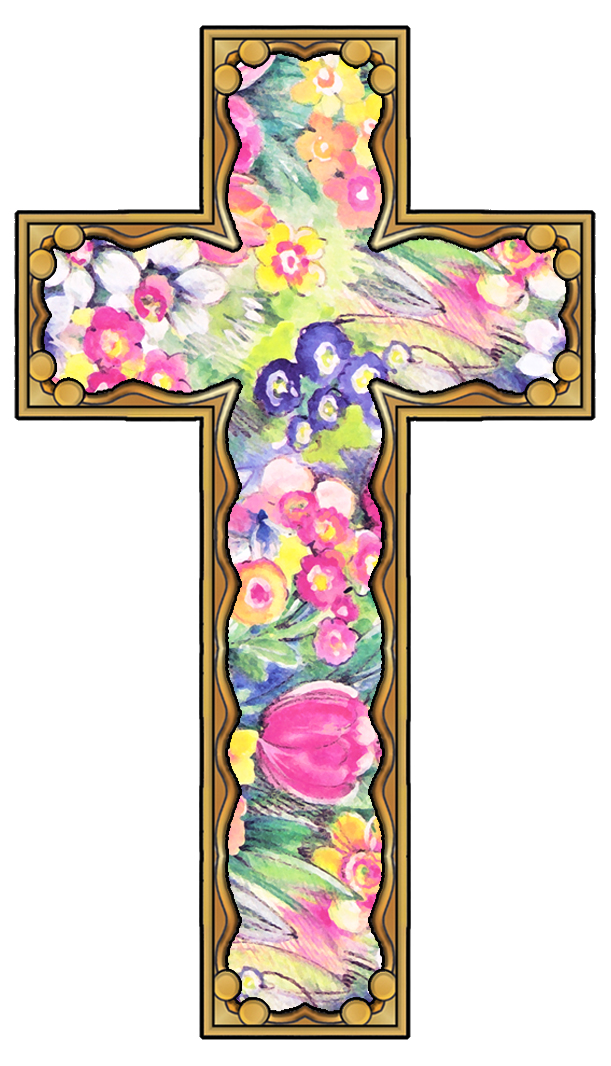 Easter egg cross clipart png royalty free download Easter egg cross clipart - ClipartFest png royalty free download