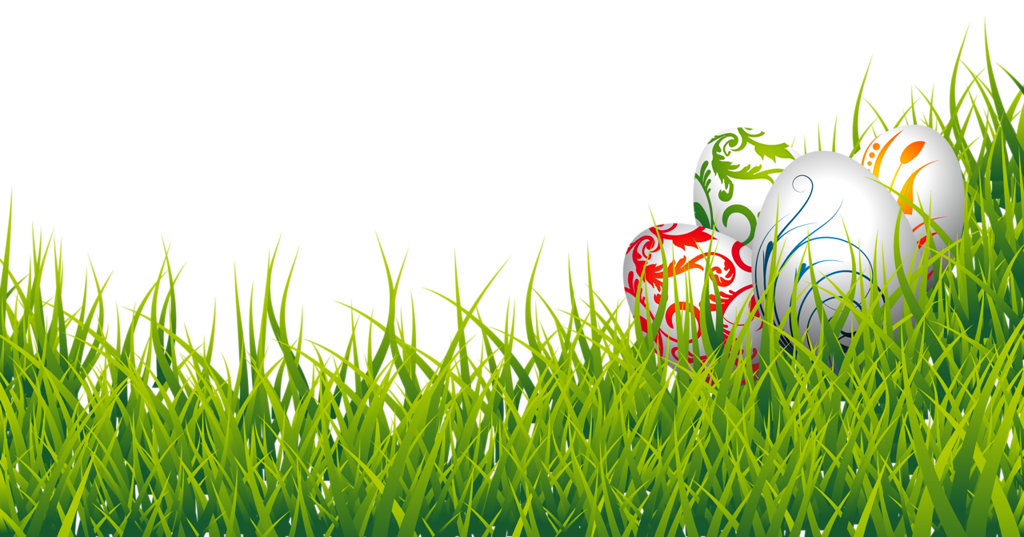 Easter egg frame clipart png vector freeuse stock Easter Eggs and Grass PNG Clipart Picture vector freeuse stock