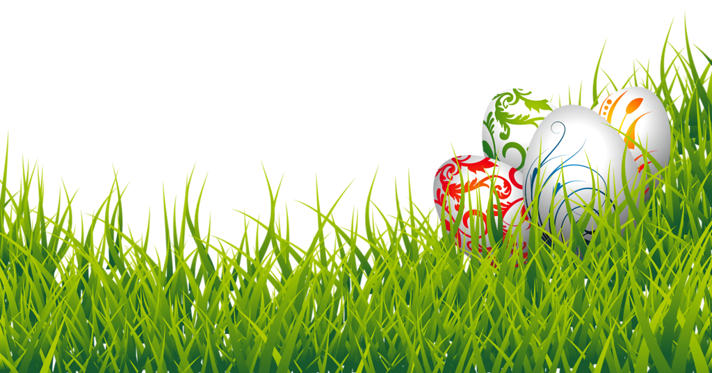 Easter egg frame clipart png picture library library Easter Eggs And Grass PNG Clipart Picture - peoplepng.com picture library library